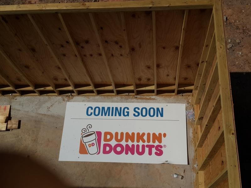 Dunkin Donuts Roswell, Ga