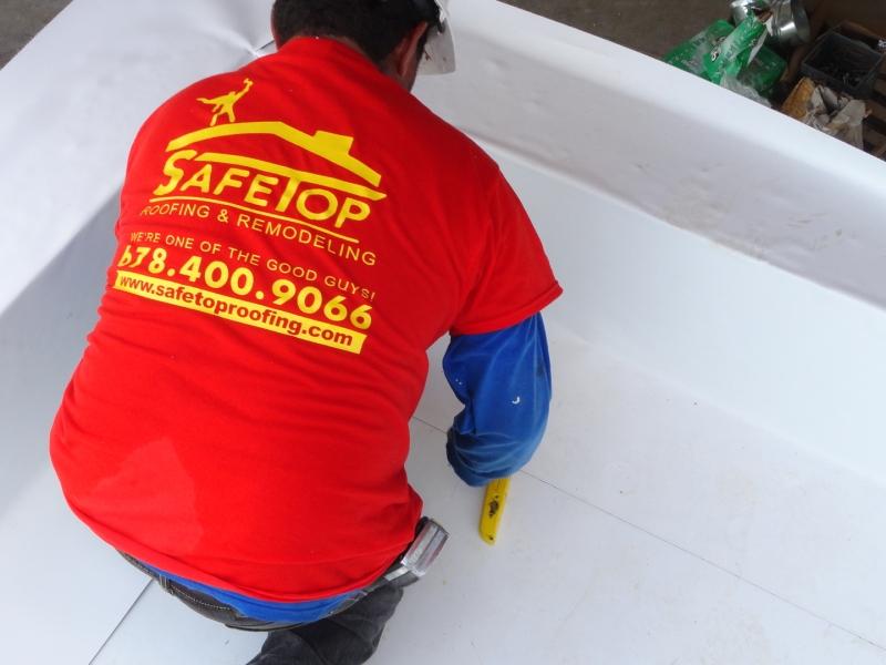 Panoz roof Safe Top 044