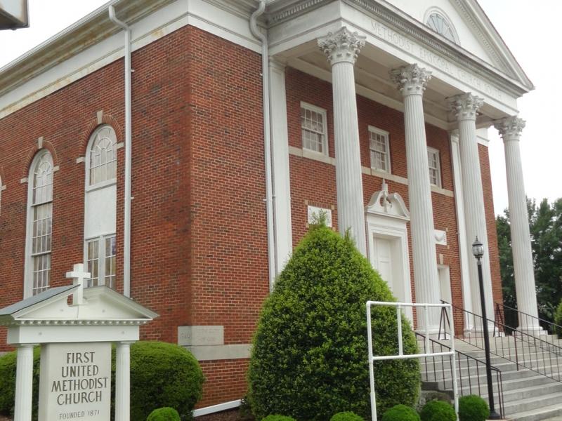 Buford Methodist 089
